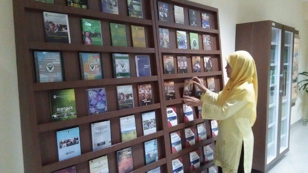 Galeri Riset Kesehatan Nasional Indonesia di Jakarta